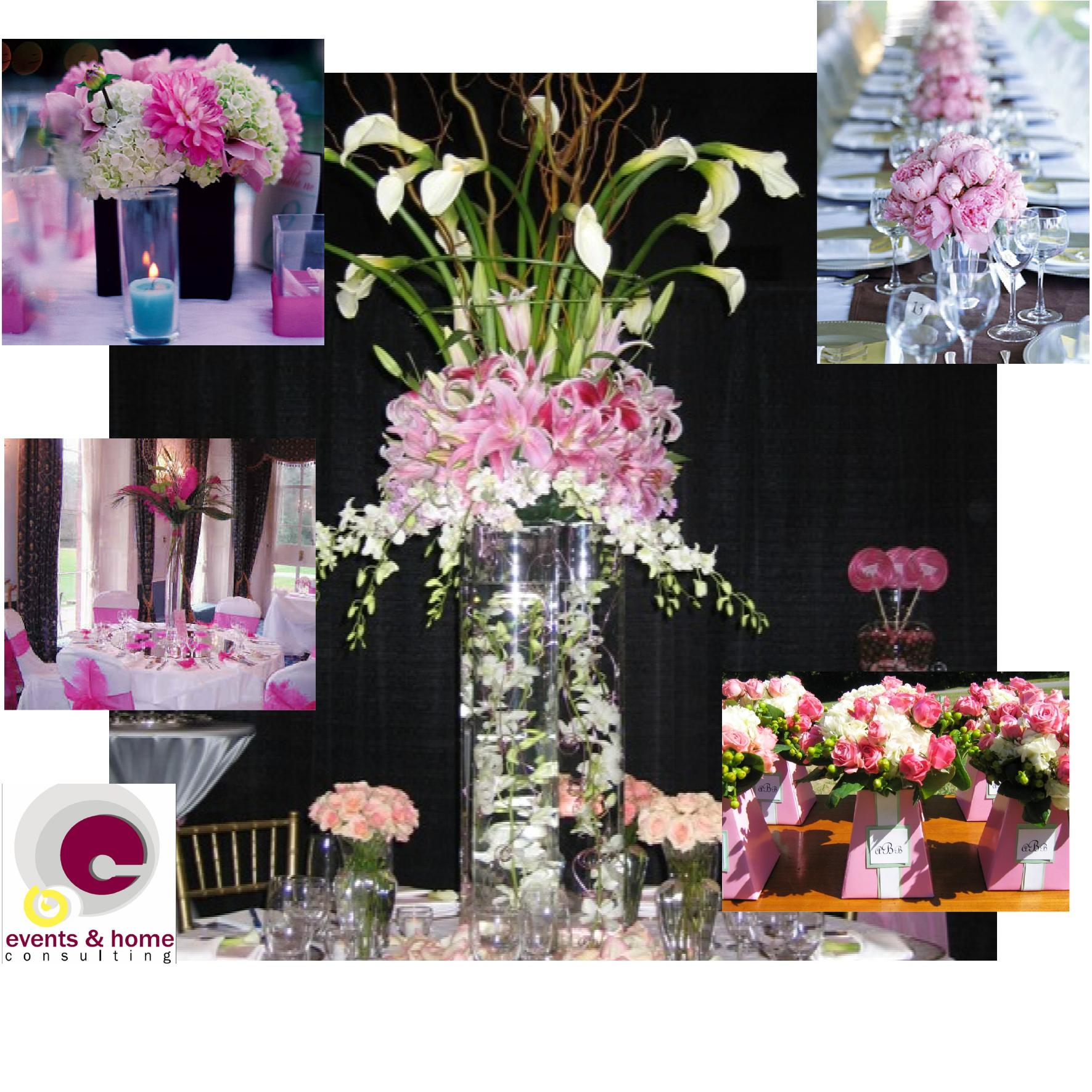 The most beautiful pink wedding i 39 ve ever seen for Most beautiful wedding decorations