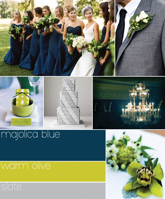 So what do you think of these colors for your wedding decoration