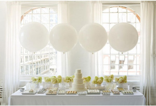White Balloons For Wedding Weddings On The French Riviera Amp Provence