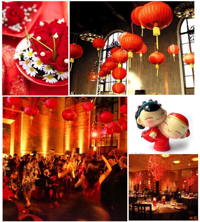 Chinese wedding spirit for your decoration weddings on for Asian wedding decoration