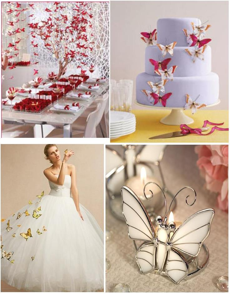 If you have any questions or ideas about butterfly wedding decoration
