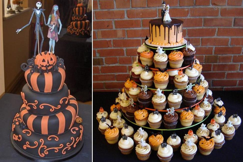 Halloween Wedding Decoration Weddings On The French