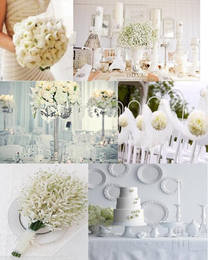 Memorable Wedding: Winter Wedding Themes And Ideas