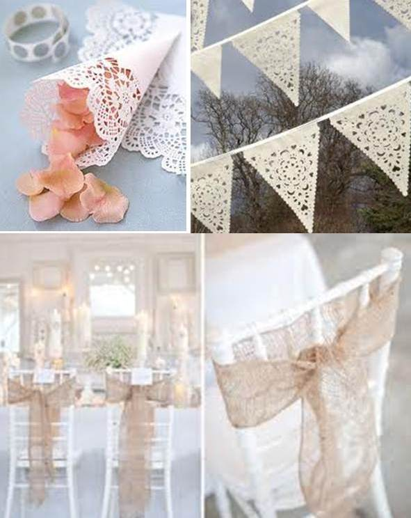 Wedding Decorations With Lace Weddings On The French & Lace Wedding Decoration Ideas - Elitflat