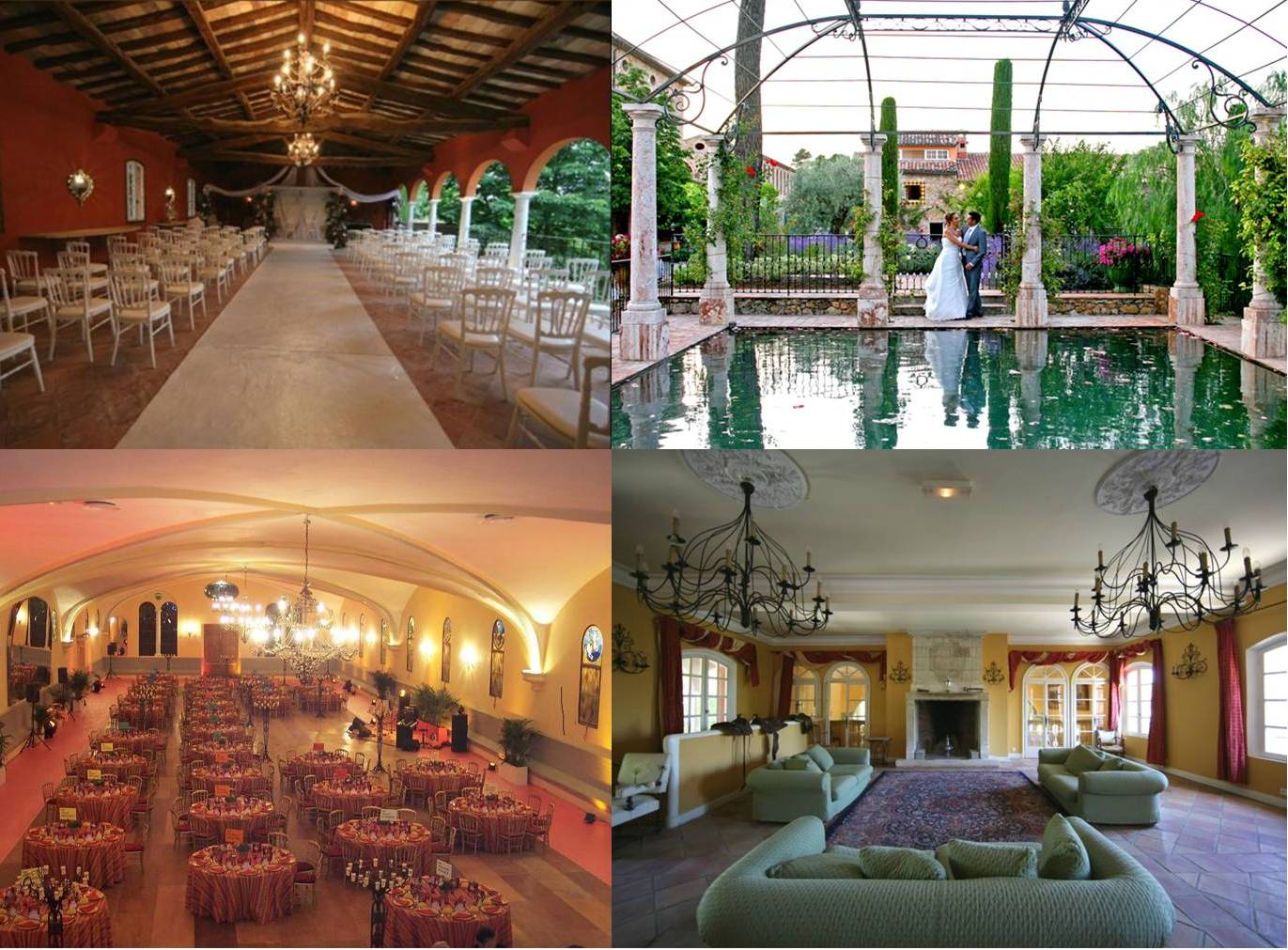 Wedding venue on the french riviera weddings on the for What is wedding venue