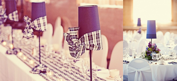 Non Floral Wedding Centerpiece Weddings On The French Riviera