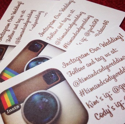 instagram your wedding 1