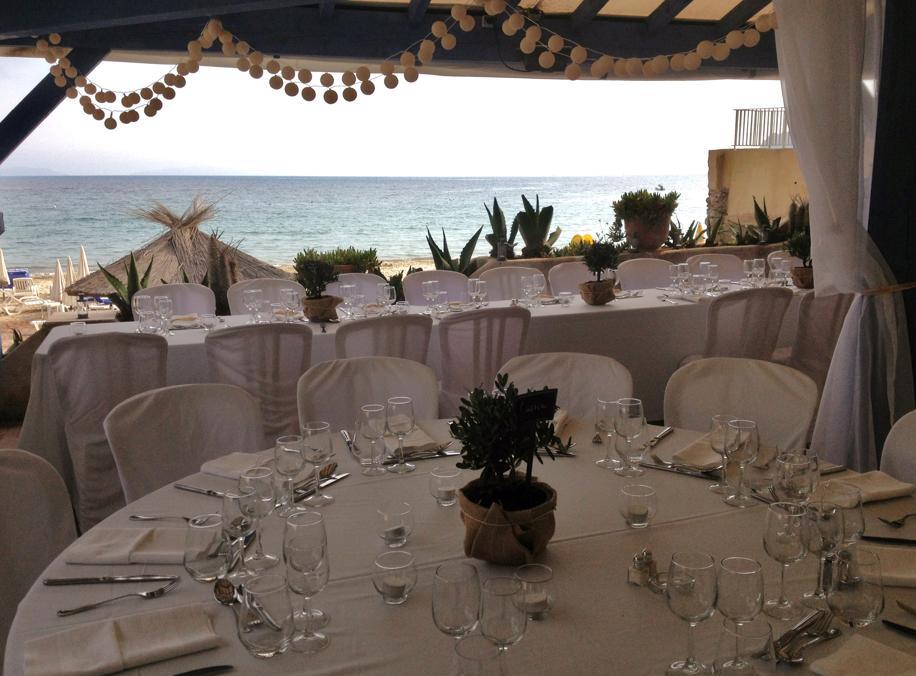 ... re looking for a magical beach wedding venue in the south of France