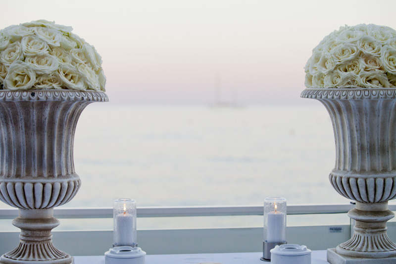 BEACH WEDDING PACKAGE SAINT TROPEZ