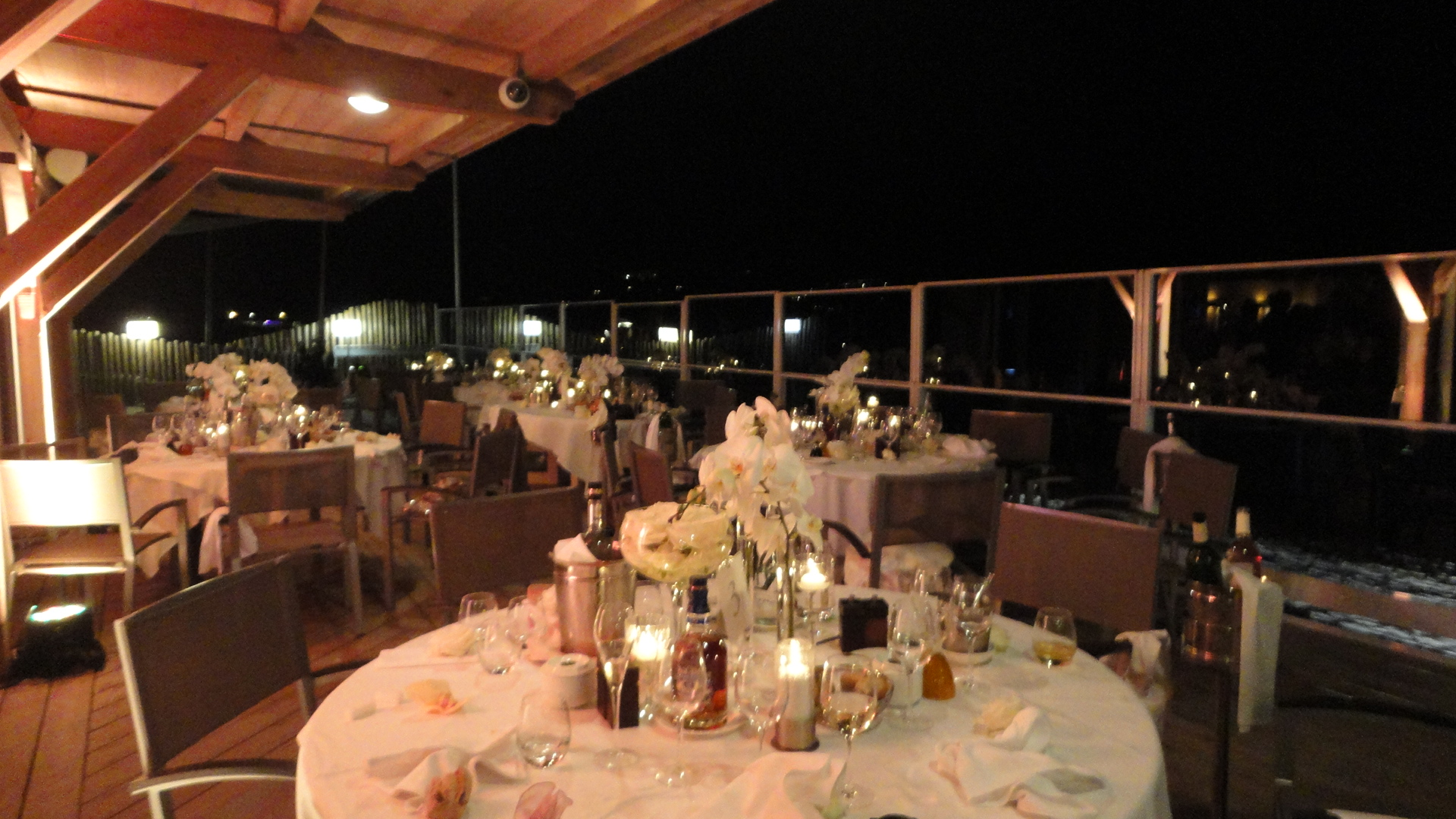 beach wedding package party