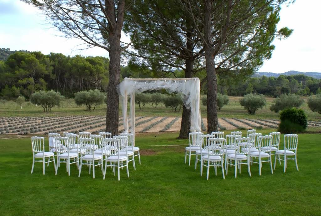 real wedding in provence for an American couple (2)