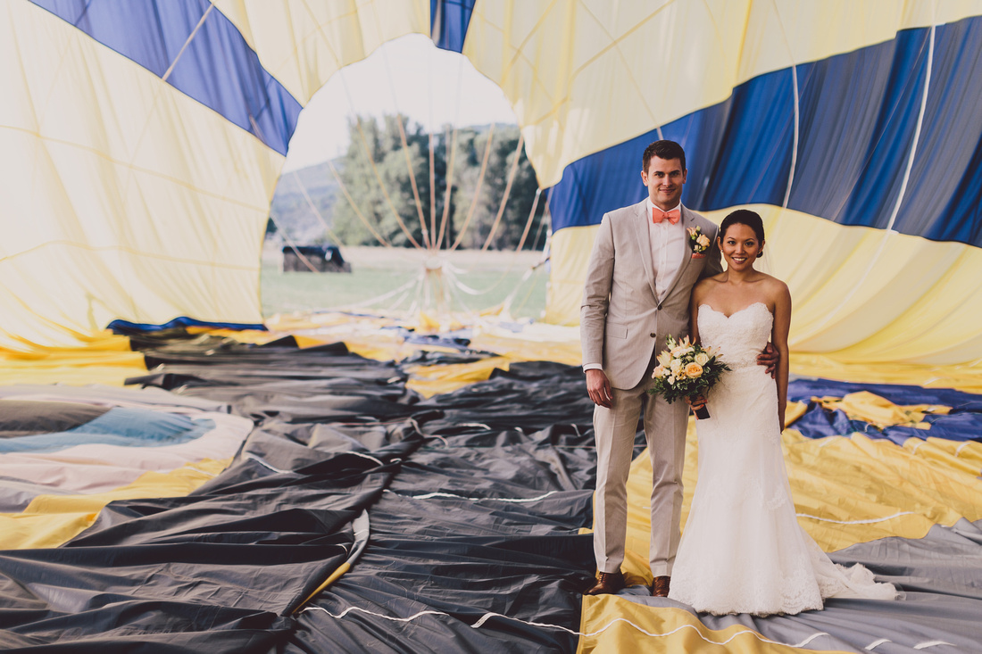 incredible wedding ceremony in a hot air balloon by ehc and weddingsonthefrenchriviera (2)