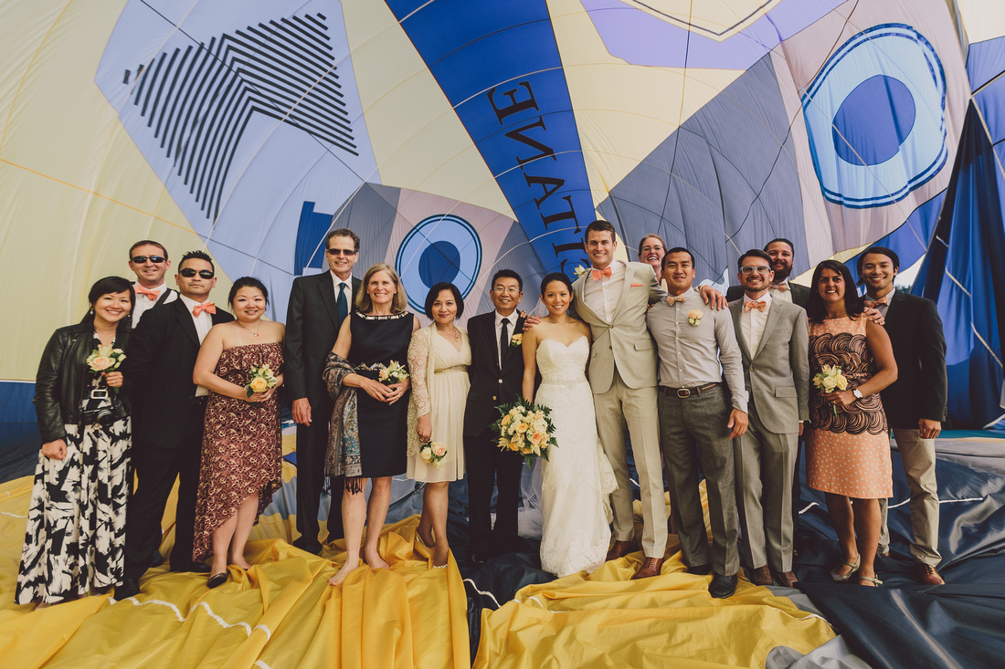 incredible wedding ceremony in a hot air balloon by ehc and weddingsonthefrenchriviera (4)