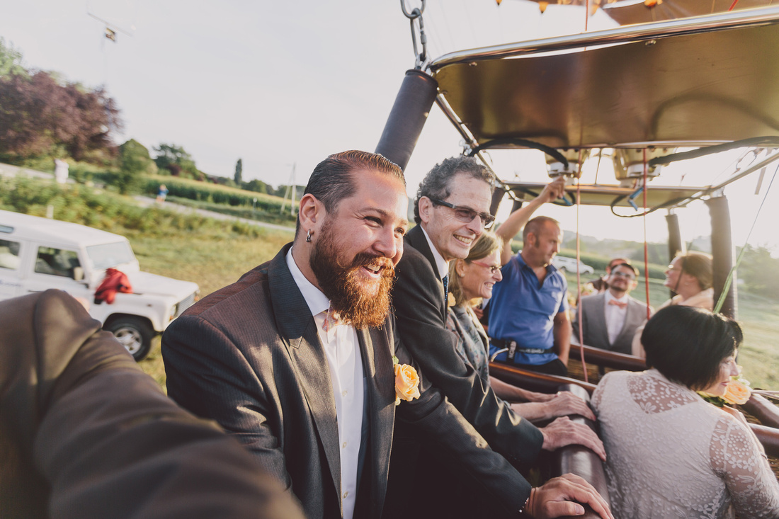 incredible wedding ceremony in a hot air balloon by weddingsonthefrench riviera and ehc  (4)