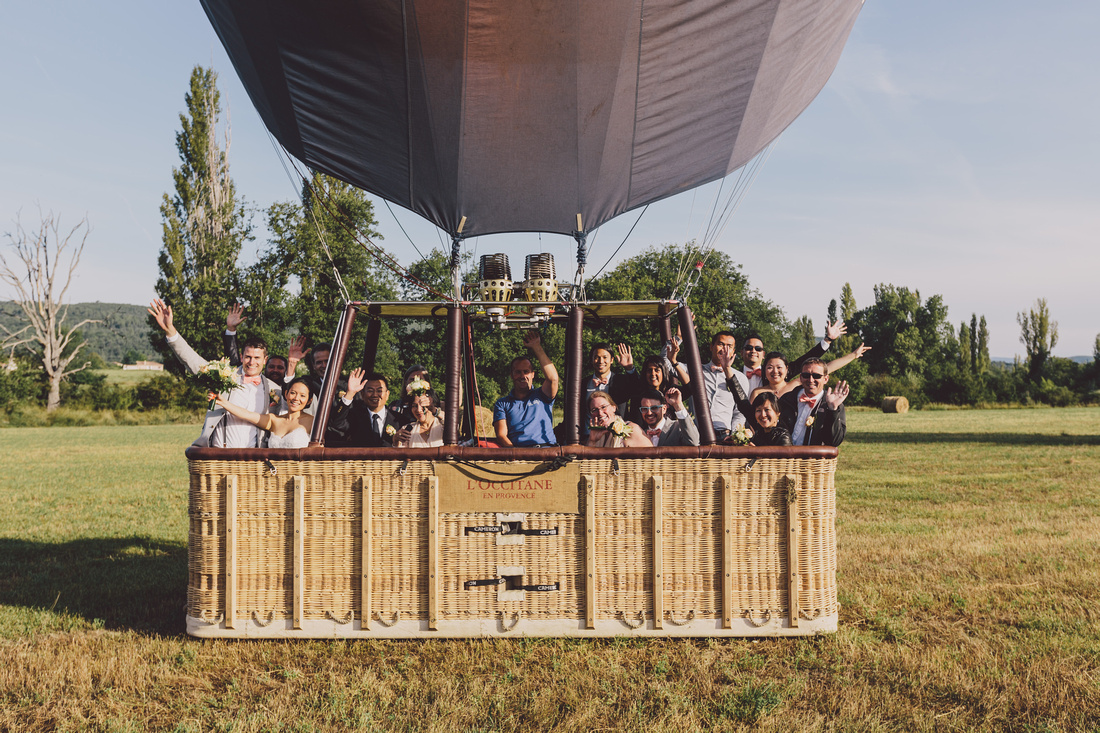 incredible wedding ceremony in a hot air balloon by weddingsonthefrenchriviera and ehc (7)