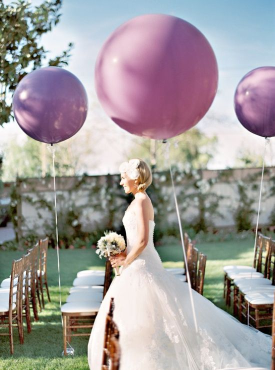 wedding ballons inspirations 2