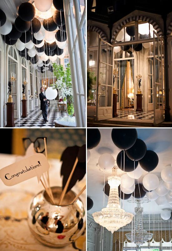 wedding ballons inspirations 4