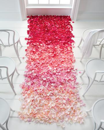 OMBRE WEDDING DECO TRENDS 2014 B