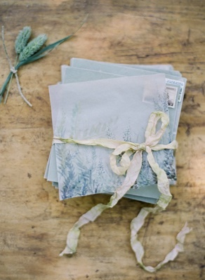 water color wedding theme 5
