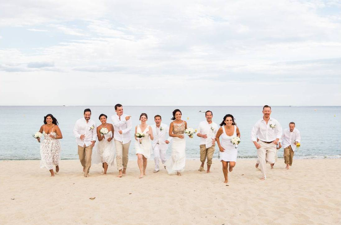SEPTEMBER BEACH WEDDING IN SAINT TROPEZ 14