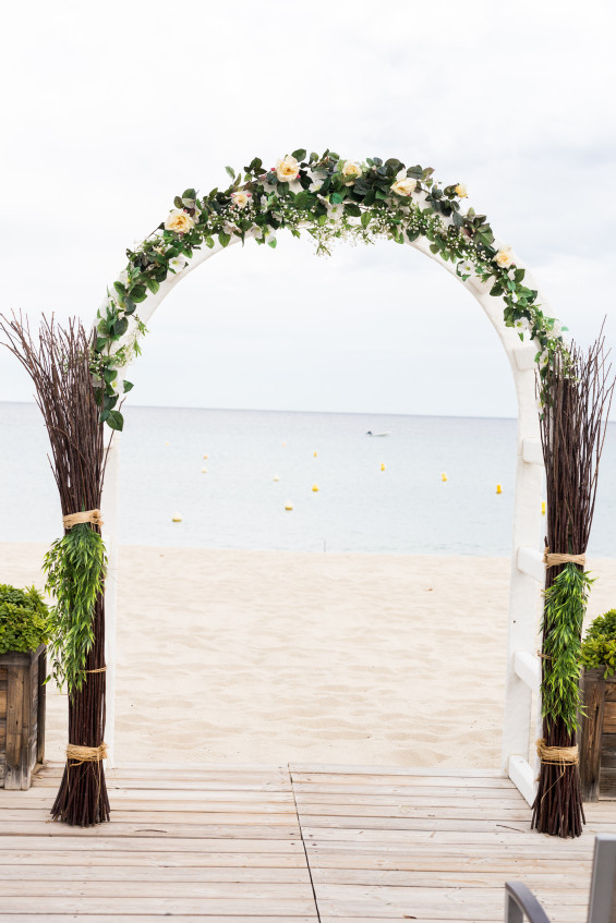 SEPTEMBER BEACH WEDDING IN SAINT TROPEZ